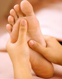 masaj reflexoterapie